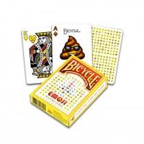 Bicycle Emoji Playing Card Deck