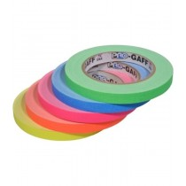 Pro-Gaff Fluorescent Tape 12mm x 23m