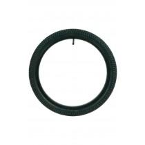 "Qu-Ax Unicycle Tyre (20"") - Black"