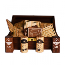 ET Games Raft & Scupper Board Game