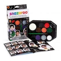 Snazaroo Halloween Face painting kit - 8 paints