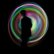 Juggle Dream Led Hula Hoop | Aurora Pro 86 cm