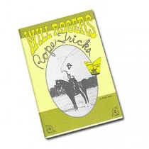 Will Rogers Rope Tricks Book