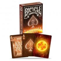 Bicycle Star Gazer - Sun Spots - Playing Card Deck