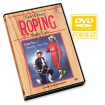 Trick and Fancy Roping Made Easy - Lesson Two - DVD