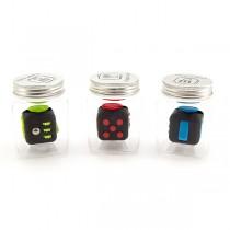 Fidget Cube in jar