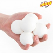 Play 50mm G-Force Bounce Juggling Ball - White