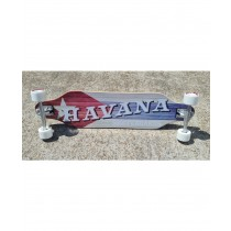 Havana Gemini Top-Mount 'Flag' Longboard