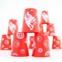 UFO Printed Stacking Cup Set