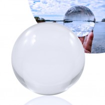 JUGGLE DREAM 110MM CLEAR ACRYLIC CONTACT JUGGLING BALL