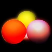 Oddballs 95mm LED Contact Ball  - Multi-function - Twist