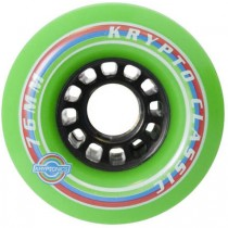 Kryptonics Classic K Longboard Wheels - 76mm / 80A