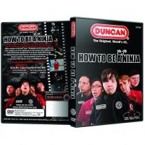 Duncan How To Be a Yo-Yo Ninja Instructional DVD