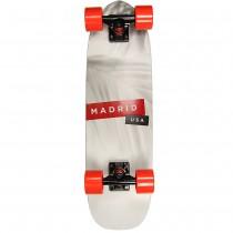"Madrid Wasp Core Cali Midget Skateboard 28.75"""
