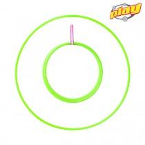 "Play Perfect Travel Hula Hoop Naked - 16mm - 86cm (33.46"")"