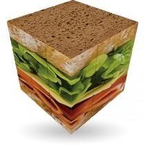V-Cube SANDWICH - 3 x 3 Straight Cube