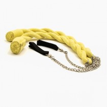 Firelovers   450mm Twisted Ropes - Fire Poi - Spinning