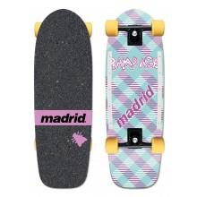 Madrid x Stranger Things Rampage Complete Skateboard -